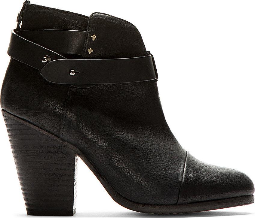 Rag & Bone Harrow ankle boot, $525