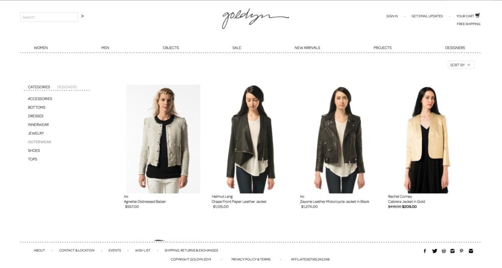 Someone please buy me that Iro jacket ;)