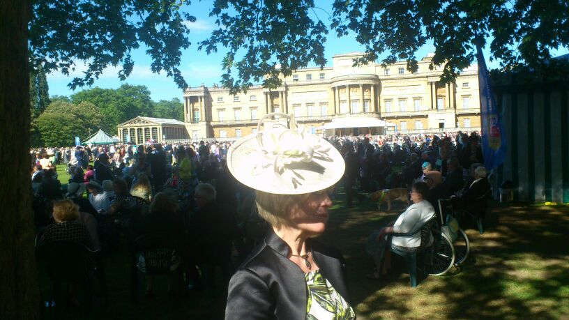 Royal Garden Party at Buckingham Palace