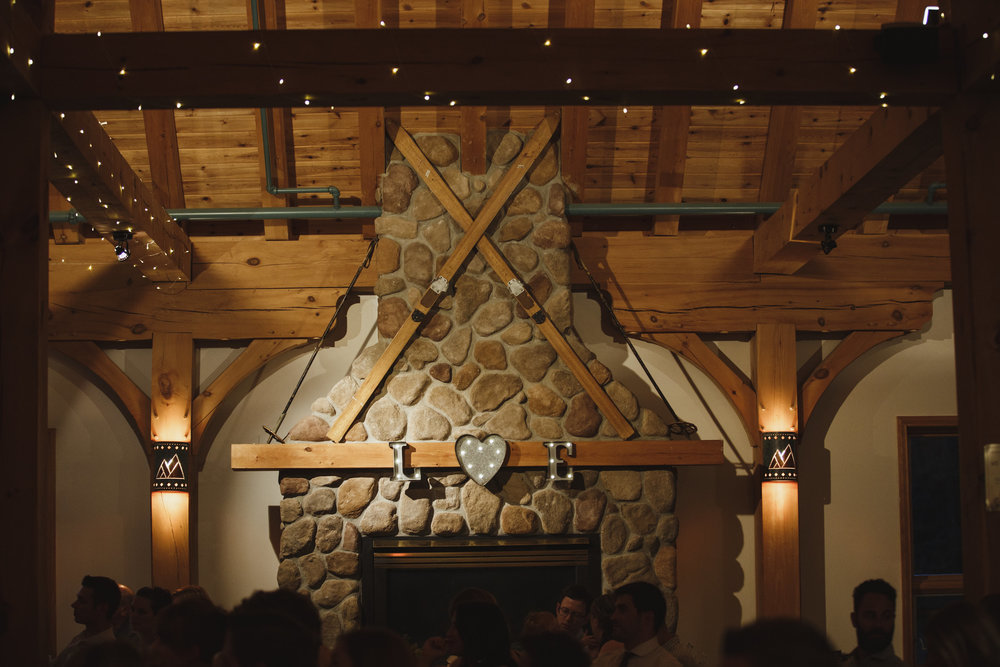 rocky mountain destination wedding - banff alberta - dancing