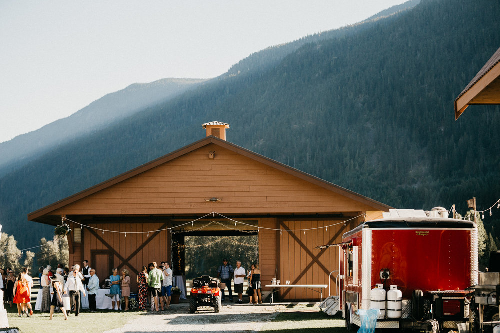 Farm wedding Pemberton Valley BC Photographer