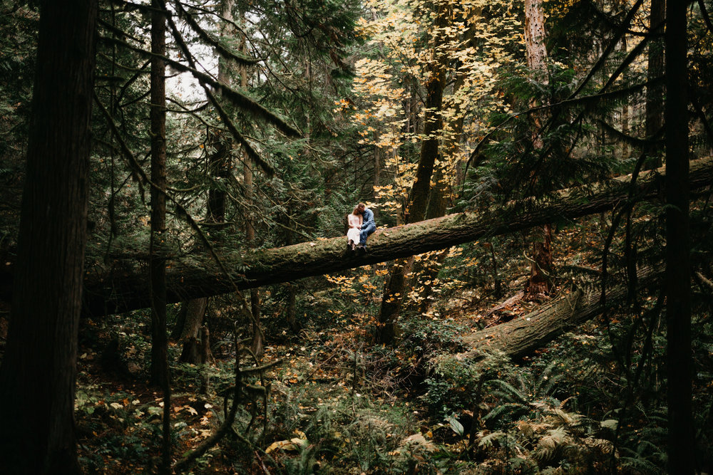adventure weddings Vancouver Island