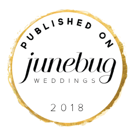 junebug featured wedding photographer victoria