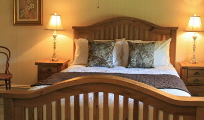 Knight Street Guest House is licensed to accommodate up to six guests.