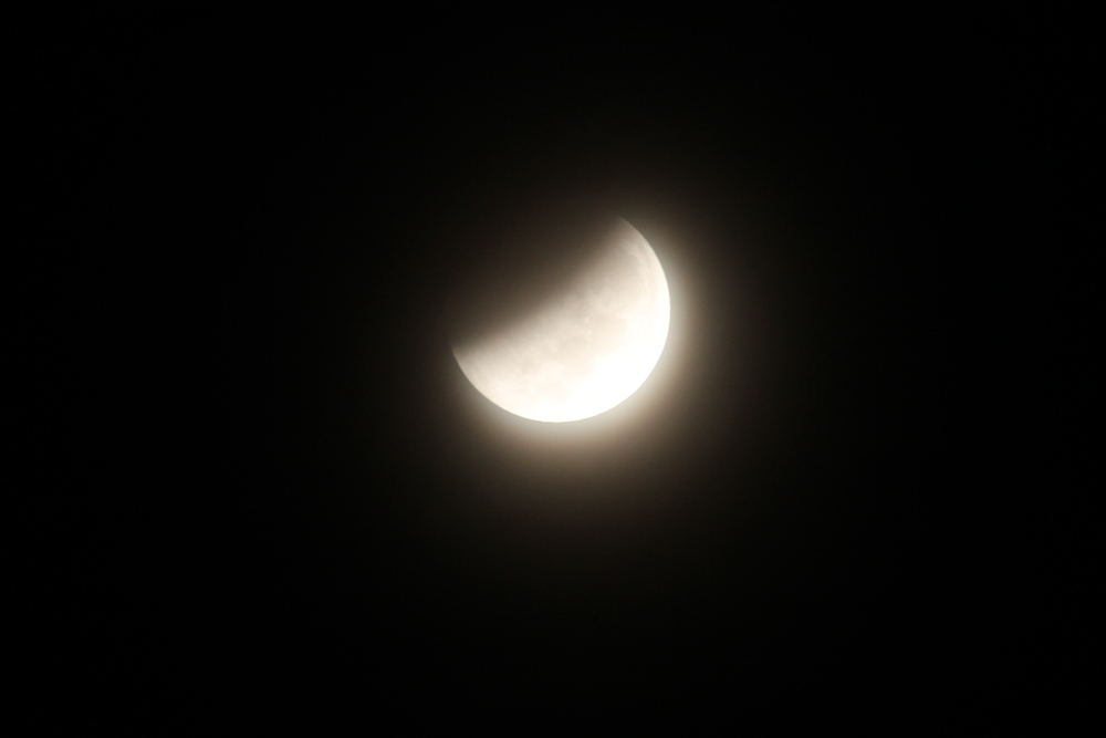 Lunar Eclipse Oct.8,2014
