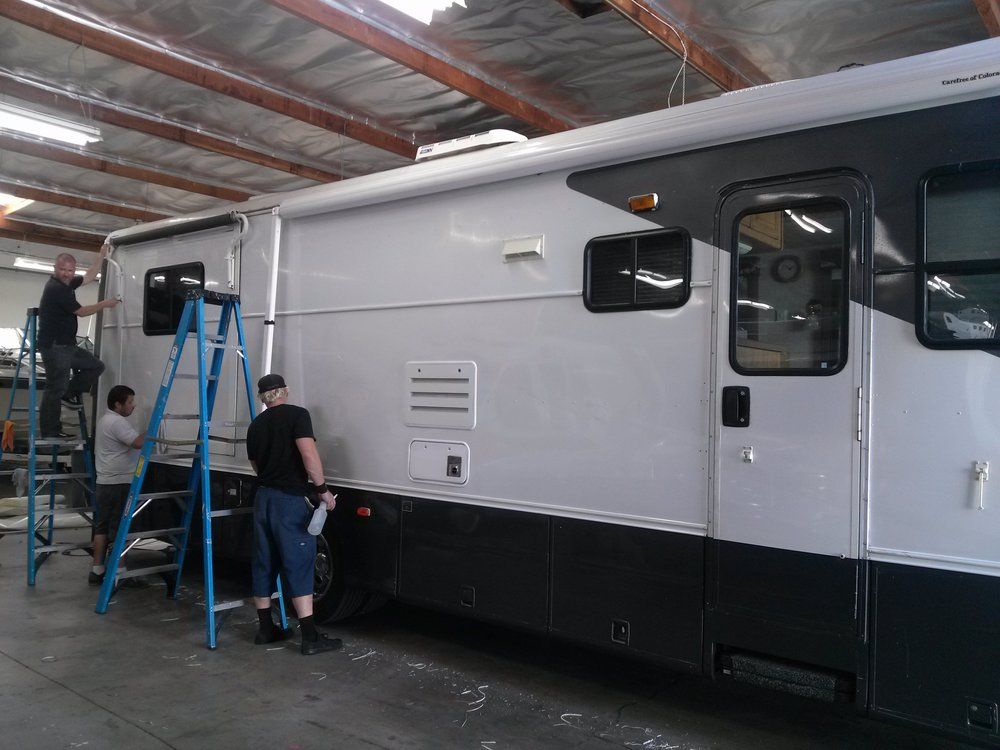 RV and Boat � Grafix Systems