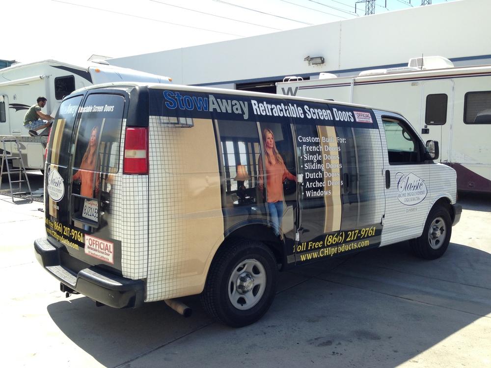Classic Home Improvement Van Wrap.JPG