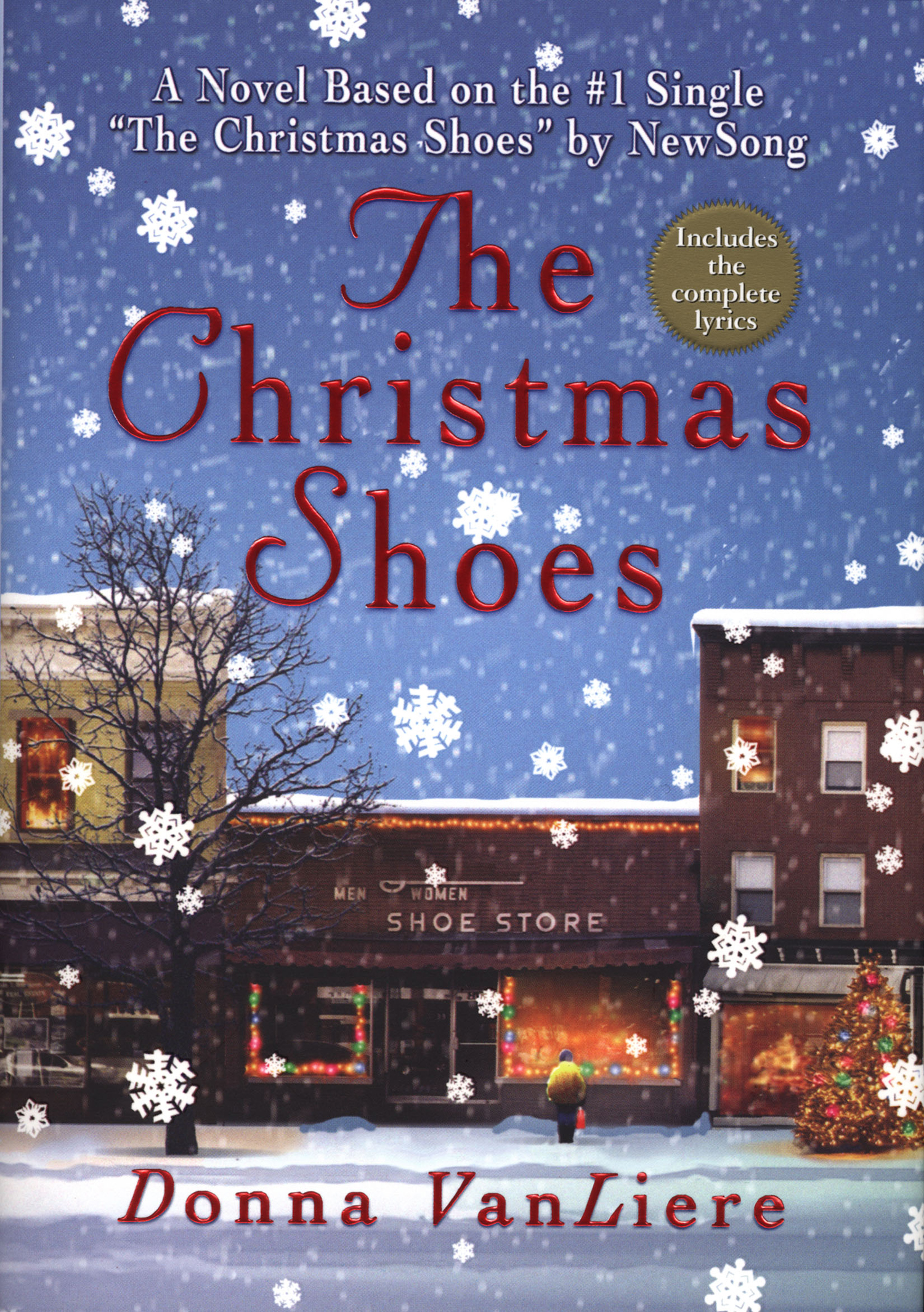 the christmas shoes reading guide - Song Christmas Shoes