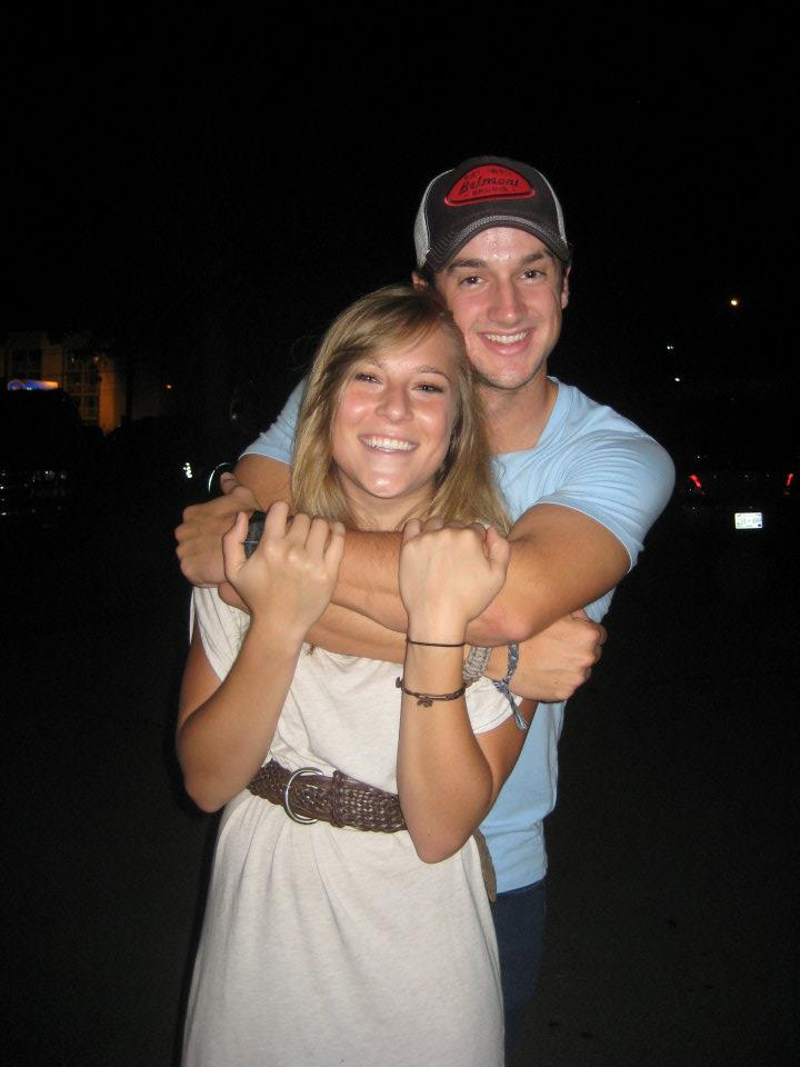 ...way back when we started dating in 2011...tiny babies!