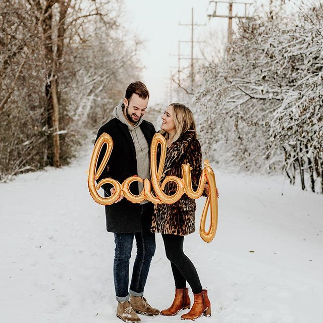 I turned 27 a couple weeks ago but my present doesn't get here until June... 🥰 I have a feeling that 2019 is going to be our best year yet because the Roberts family is growing by one come early June!! We couldn't be more excited (but like, how are we old enough to raise small humans!?) and we are feeling SO much outpouring of love since the moment we found out. This baby is so loved already and we can't wait for this summer!