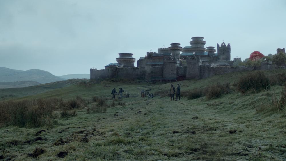 High Resolution Game Of Thrones Landscape Stills