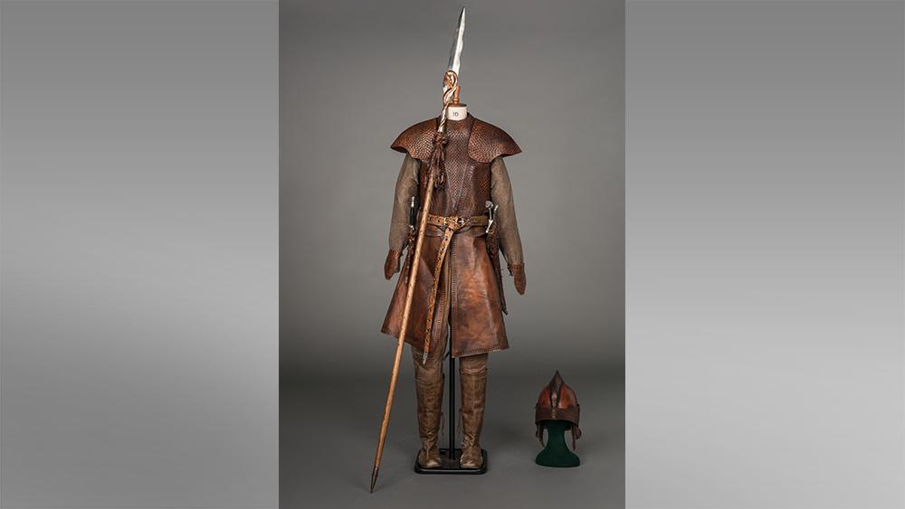 Oberyn's Armor