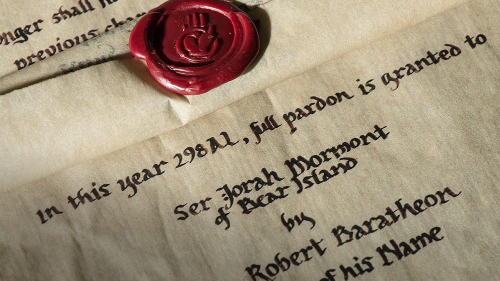 Jorah's Pardon