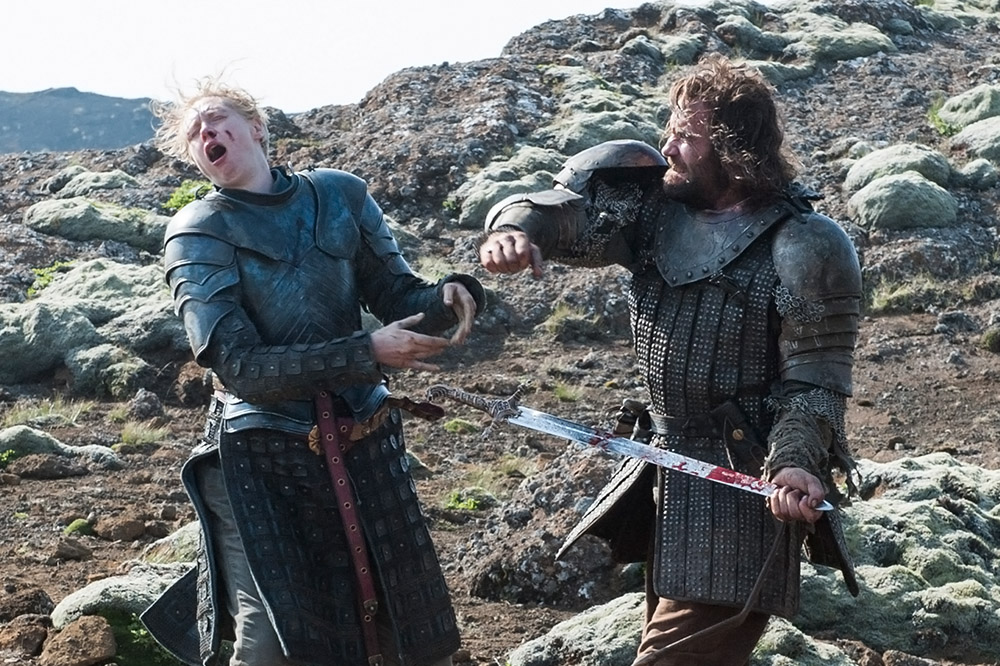 Rory McCann Still Knows All the Moves From the Hound's Big Battle ...