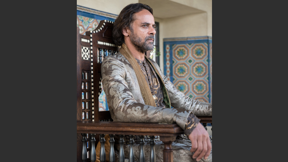 Alexander Siddig  as Doran Martell.  Photo Credit: Macall B. Polay/HBO