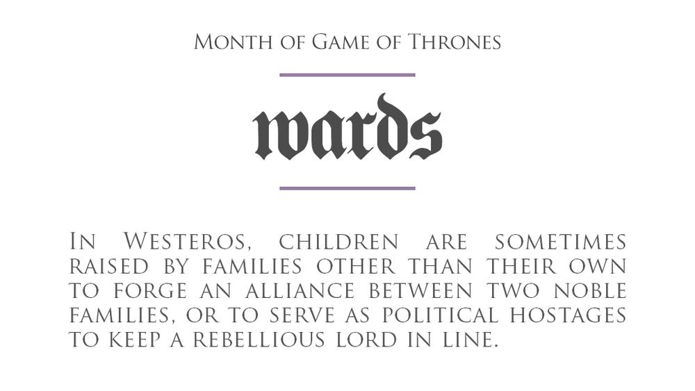 Wards_Westeros
