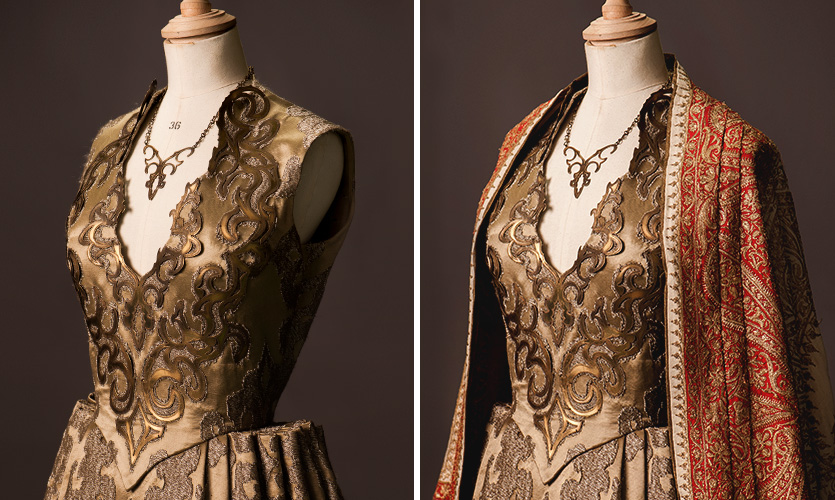 Costume Designer Michele Clapton Discusses Margaerys Wedding Dress Making Game Of Thrones