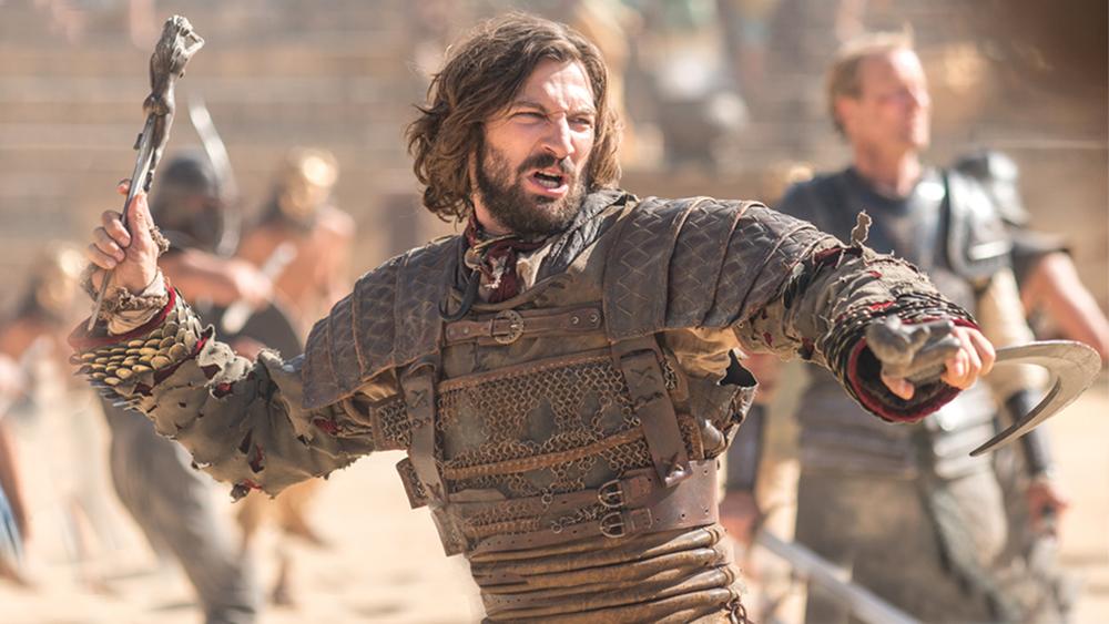 Michiel Huisman Debriefs on the Great Pit of Daznak ... Daario Naharis And Daenerys Season 4