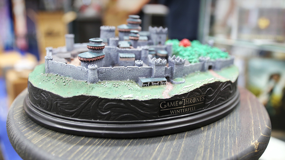 Another Comic Con Is Officially Underway And With It A Slew Of New Game Thrones Merchandise Available For Sale On Display In The San Diego