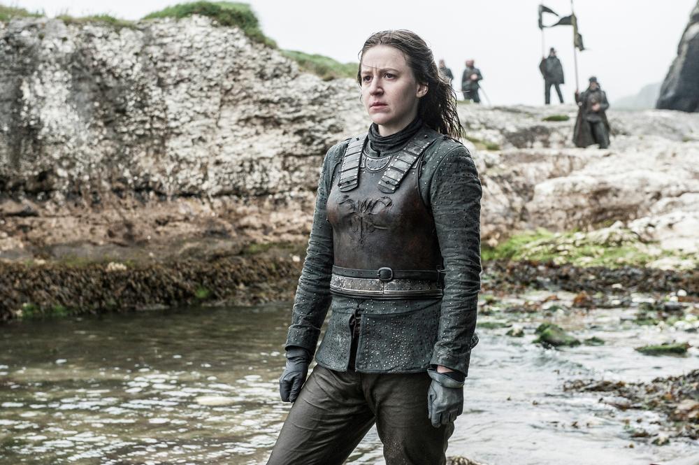 Gemma Whelan as Yara Greyjoy