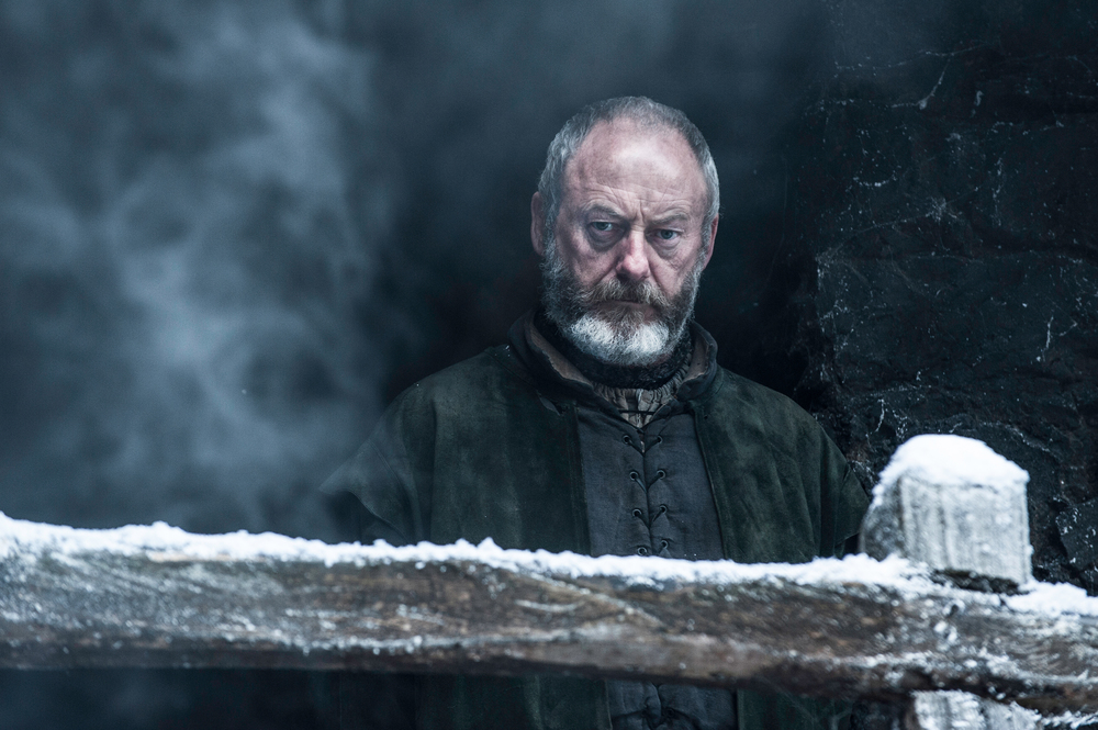 Liam Cunnigham as Davos Seaworth