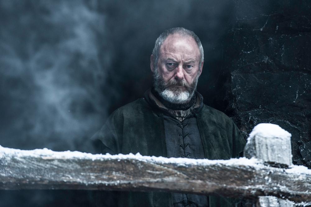Liam Cunnigham as Davos Seaworth