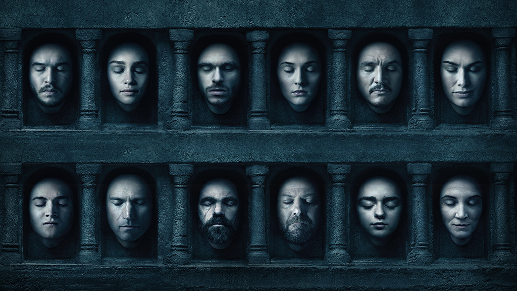 See Season 6 Key Art And Character Posters Making Game Of Thrones