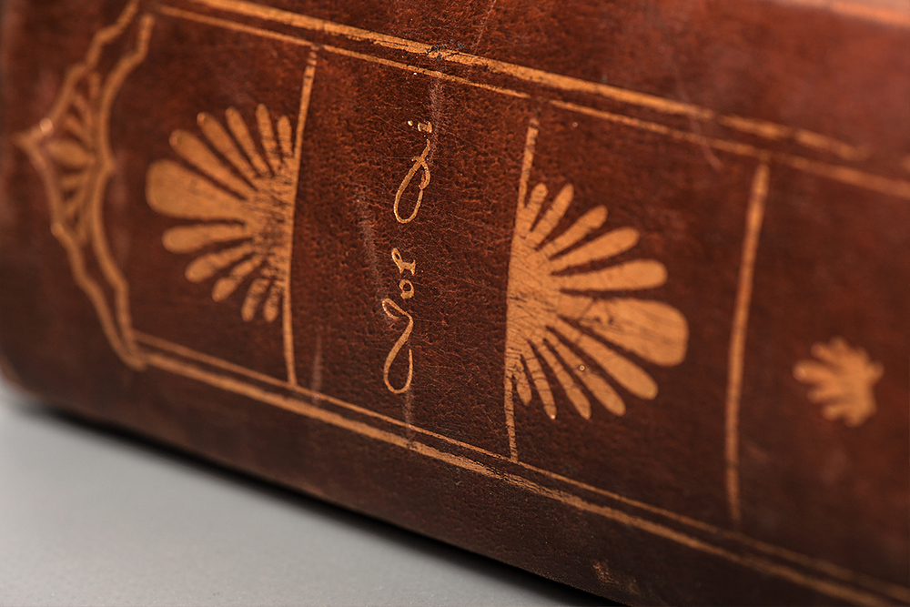 9. Littlefinger's ledger, passed on to Tyrion when he's named Master of Coin.