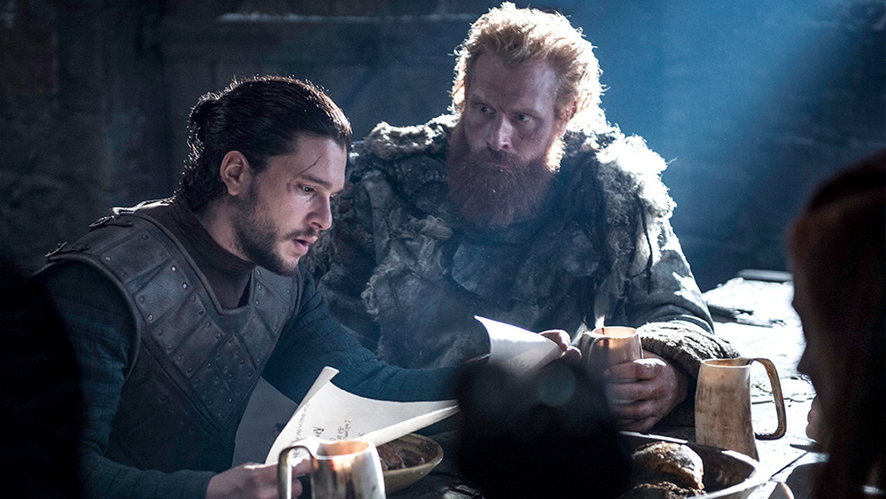 Come And See Ramsays Letter To Jon Snow Making Game