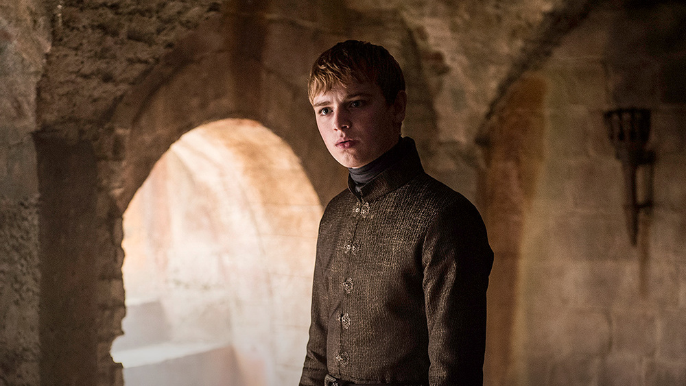 Heavy Is the Crown for Dean-Charles Chapman's Tommen