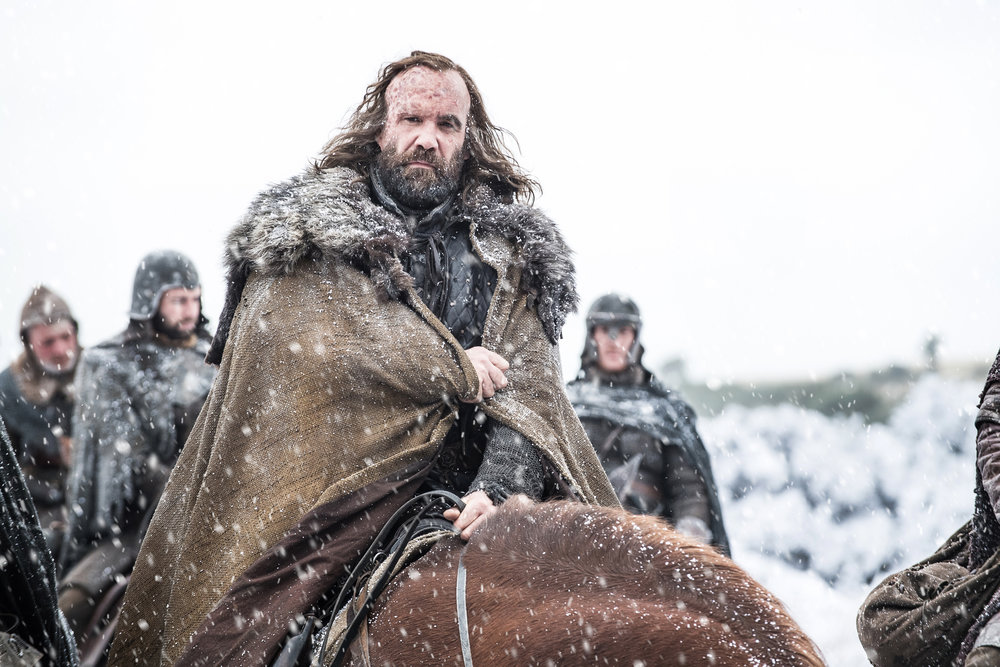 "Rory McCann as Sandor ""The Hound"" Clegane -  Photo: Helen Sloan/HBO"