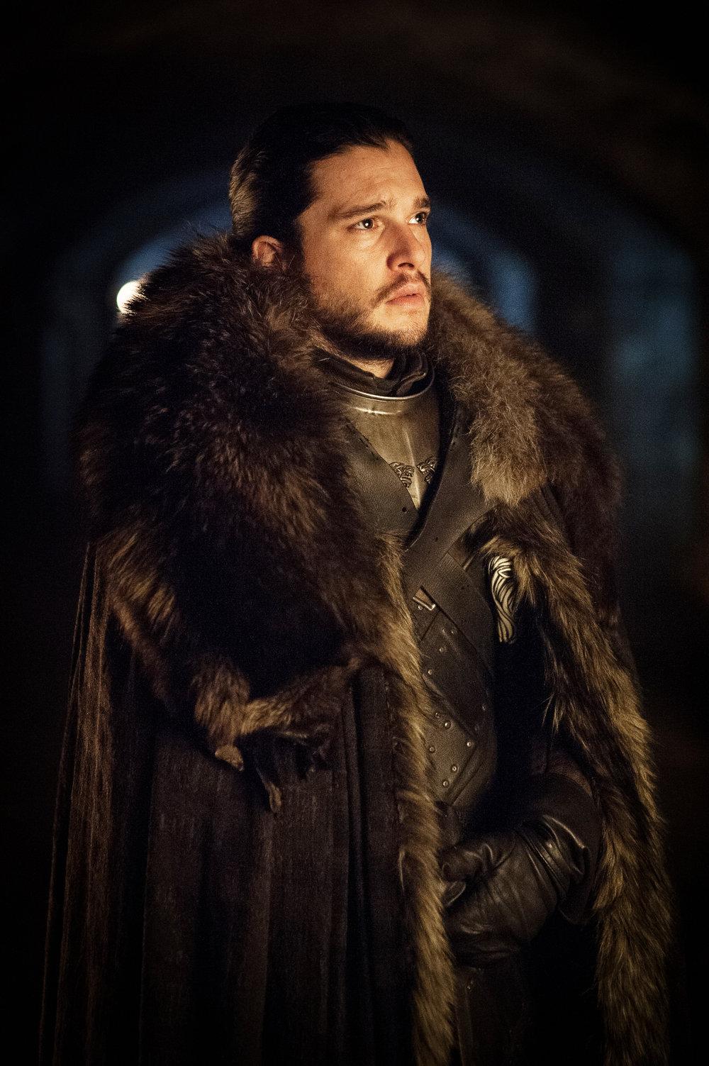 Kit Harington  as Jon Snow - Photo: Helen Sloan/HBO
