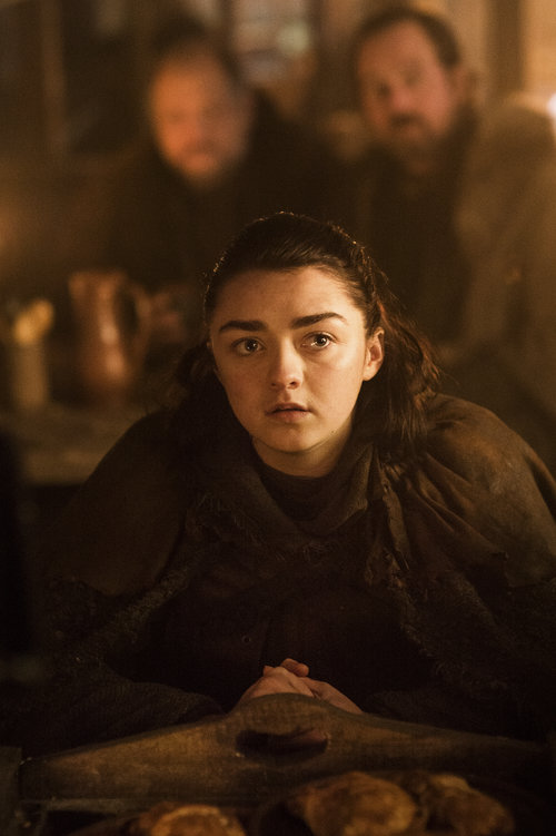 Maisie Williams as Arya Stark -  Photo: Helen Sloan/HBO
