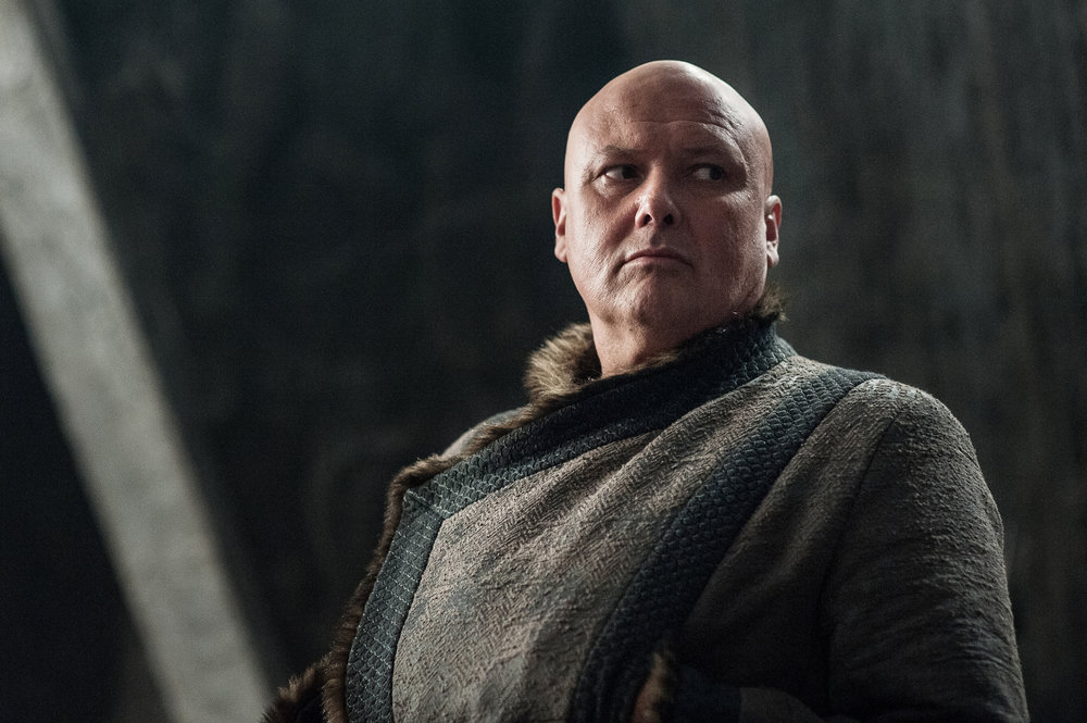 Conleth Hill as Varys -  Photo: Helen Sloan/HBO