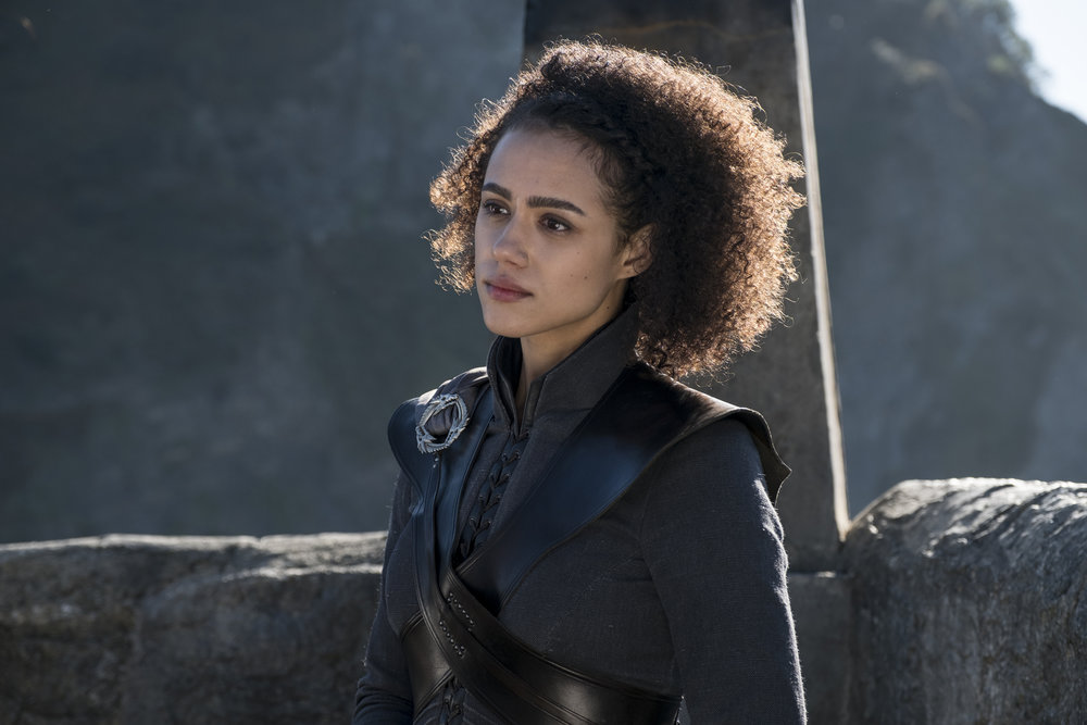 Nathalie Emmanuel as Missandei -  Photo: Macall B. Polay/HBO