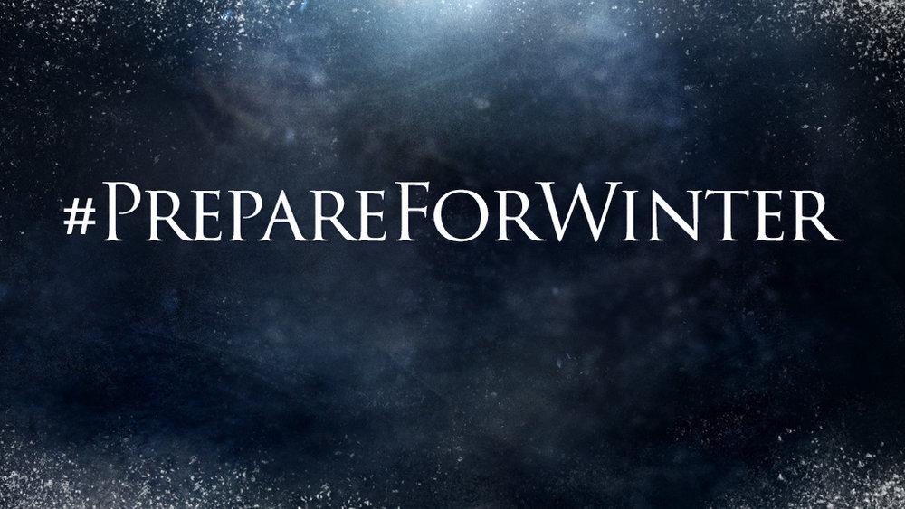 Countdown to Season 7 With #PrepareforWinter