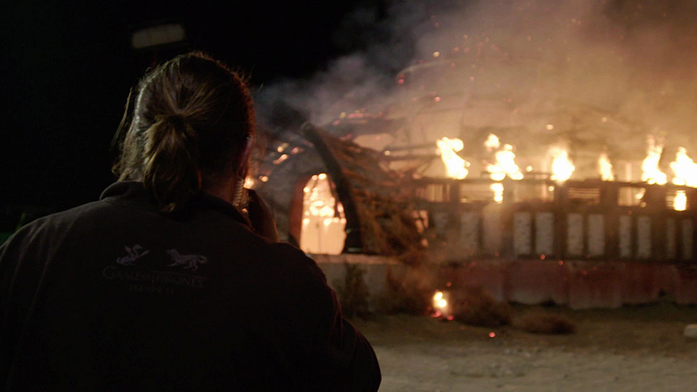 Go Inside GoT's Special Effects