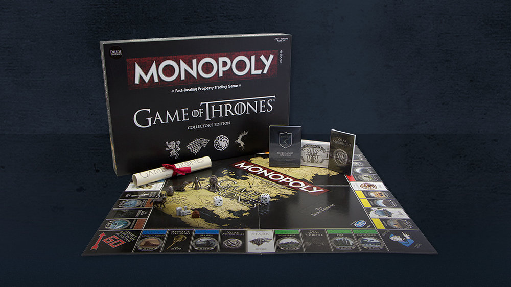 Get All You Need To Host Your Next Got Party Making Game Of Thrones
