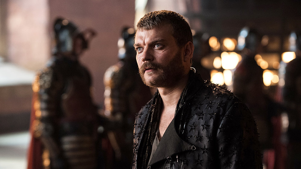Pilou Asbæk Is Creating a New Type of Villain in Euron