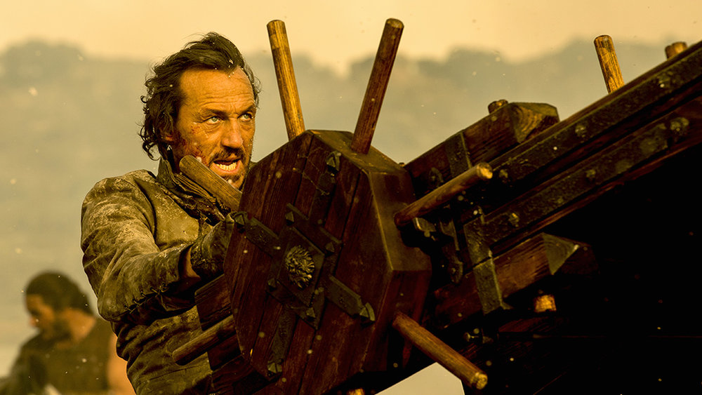 Jerome Flynn on Fighting Dragons, Bronn's Personal Stakes, and the Ultimate Playground