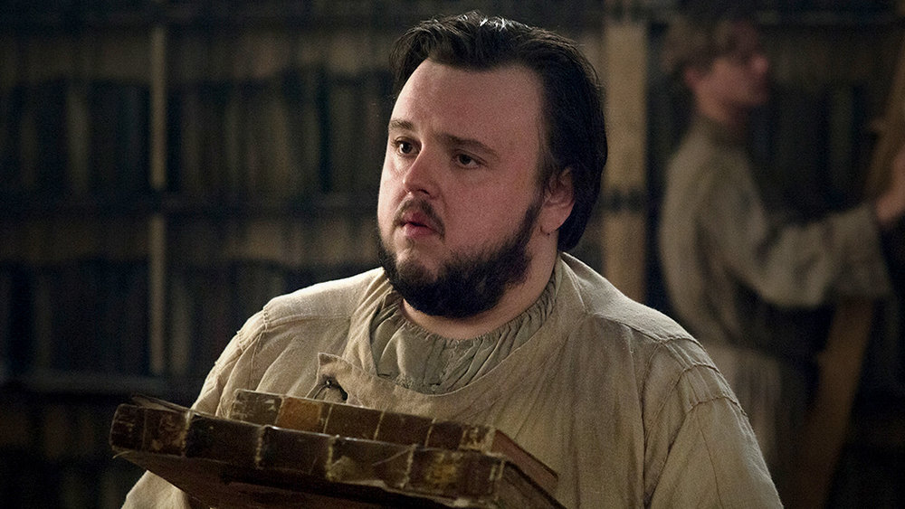 Image result for samwell tarly
