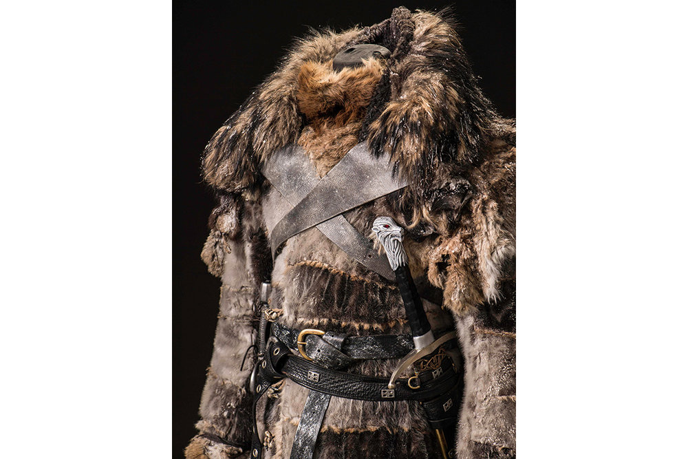 Jon's North Outfit
