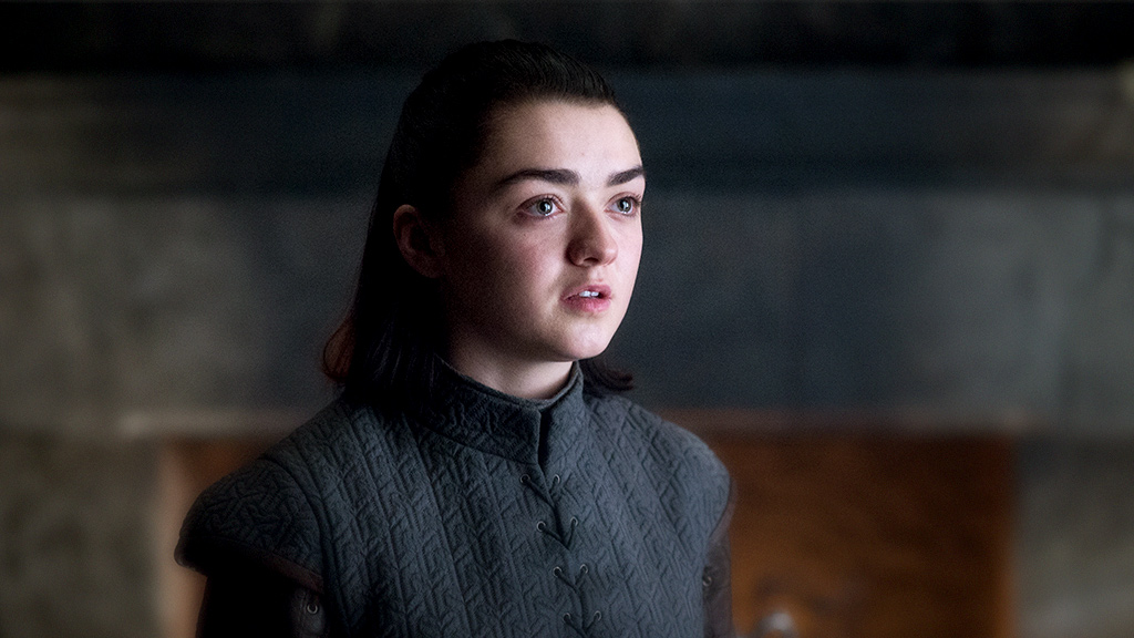 Maisie Williams Thinks Arya Went Hunting For Trouble This