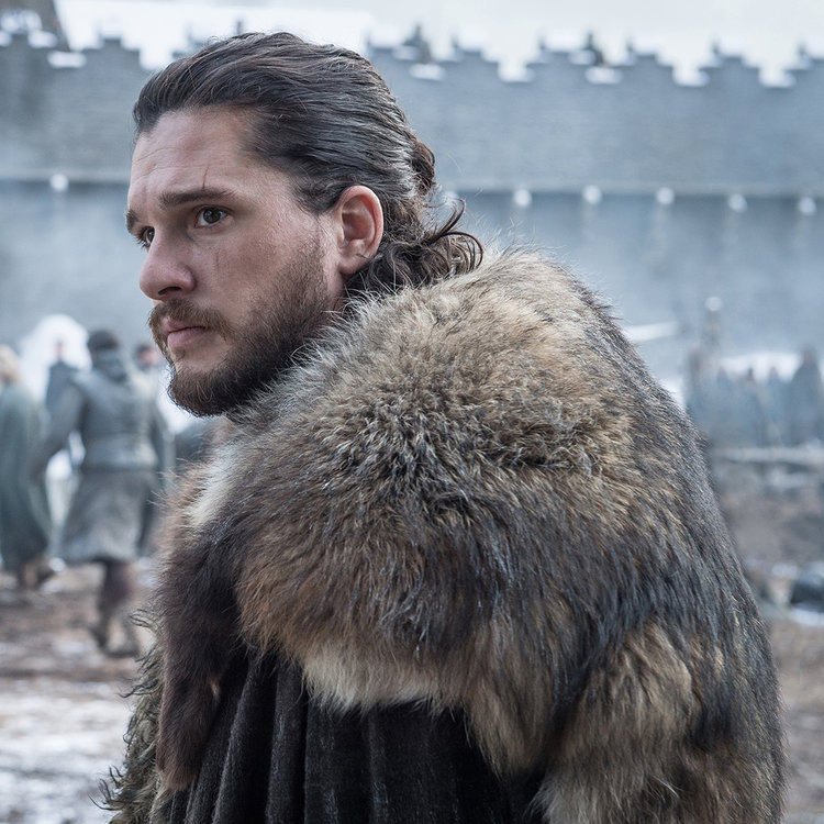Kit Harington as Jon Snow – Photo: Helen Sloan/HBO