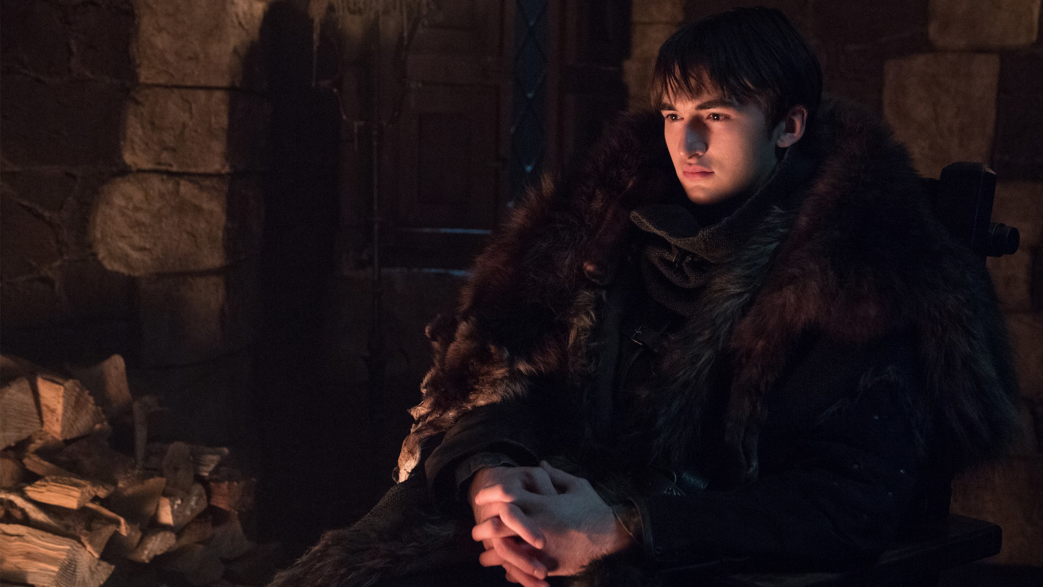 Isaac Hempstead Wright as Bran Stark – Photo: Helen Sloan/HBO