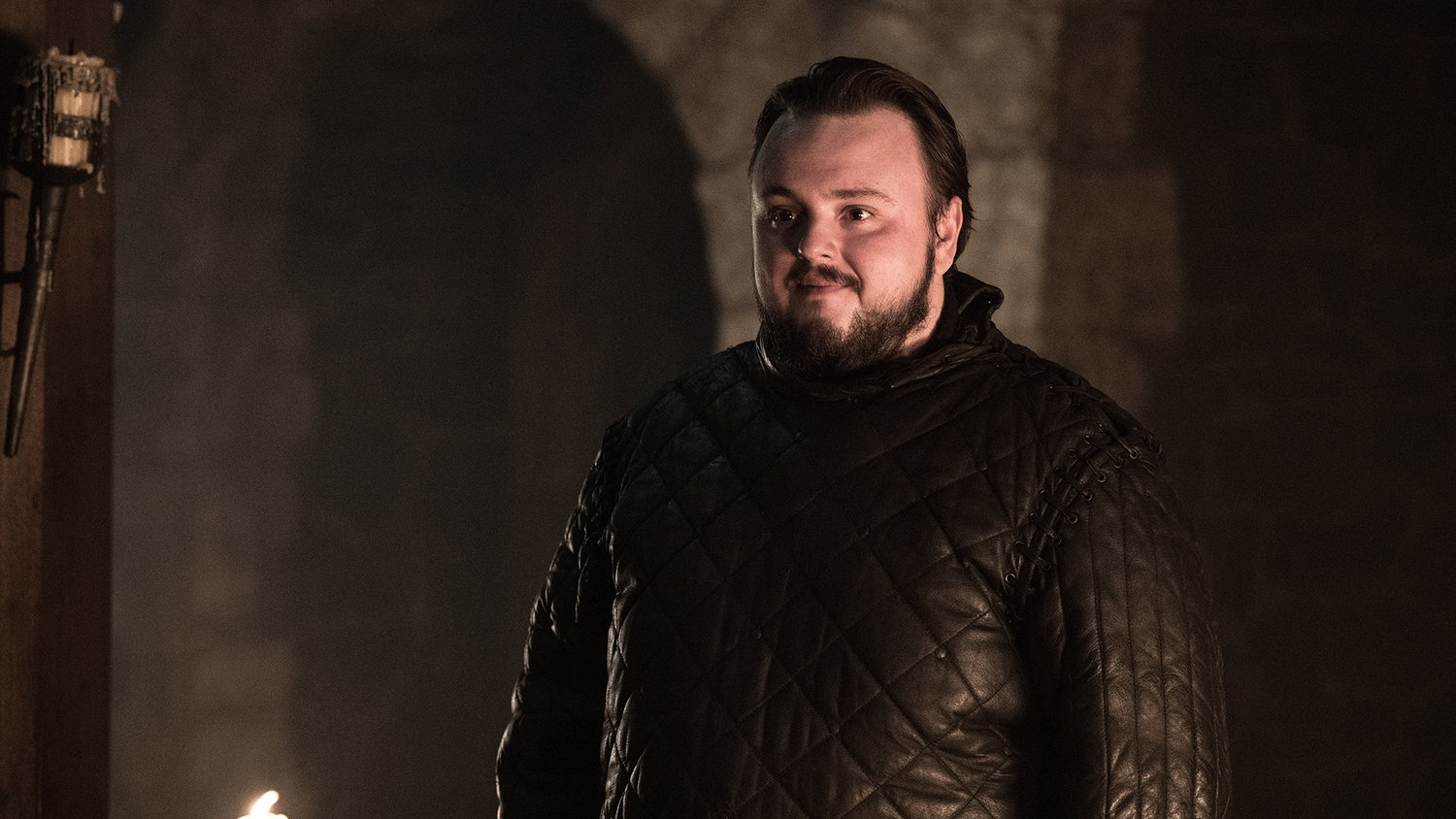 John Bradley as Samwell Tarly – Photo: Helen Sloan/HBO