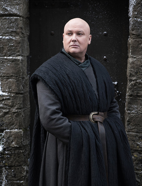 Conleth Hill as Varys – Photo: Helen Sloan/HBO