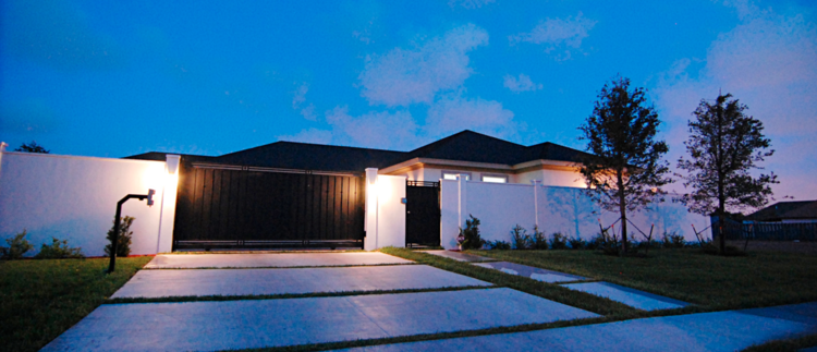 NINA HOUSE | BROWNSVILLE, TX