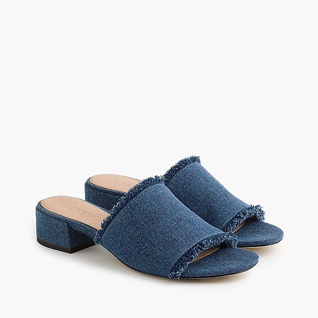 https://www.jcrew.com/p/womens_feature/newarrivals/justin/lowheel-mules-in-denim/J2598?color_name=icy-pool