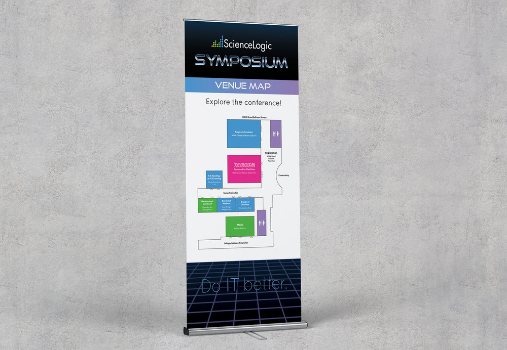 ScienceLogic Symposium 2017 Registration Banner